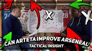 Can Arteta Improve Arsenal Tactically | AFTV Tactical Insight Show ft Graham
