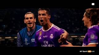 The story of the 2016/17 Champions League season (Trills) - BT Sport