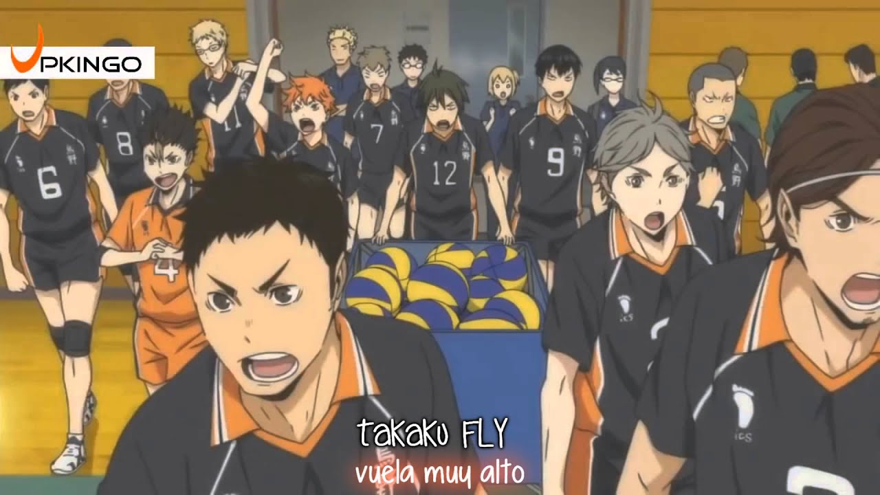 Haikyuu Season 3 Ger Sub