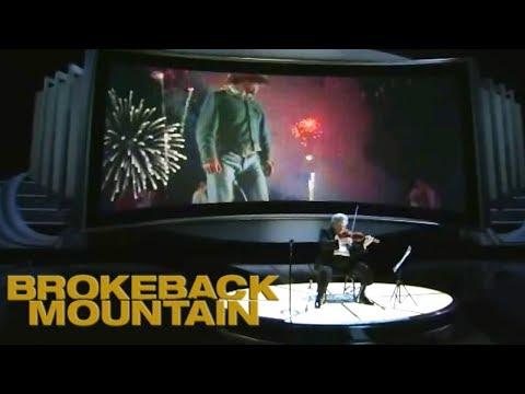 Brokeback Mountain Score Live (Oscars)
