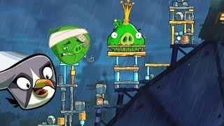 Angry Birds 2 - SILVER BIRDS POP HEAD ON ALL KING PIG PANIC PART 36!