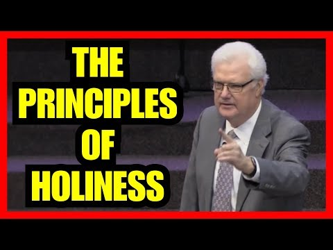 """The Principles Of Holiness"" – Brian Kinsey"
