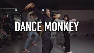 Download lagu TONES AND I - DANCE MONKEY / Lia Kim Choreography