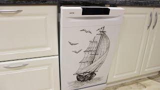 посудомоечная машина Gorenje GS52010W Обзор