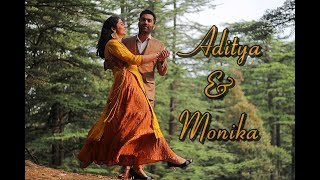 Pre-Wedding Video [Aditya & Monica]