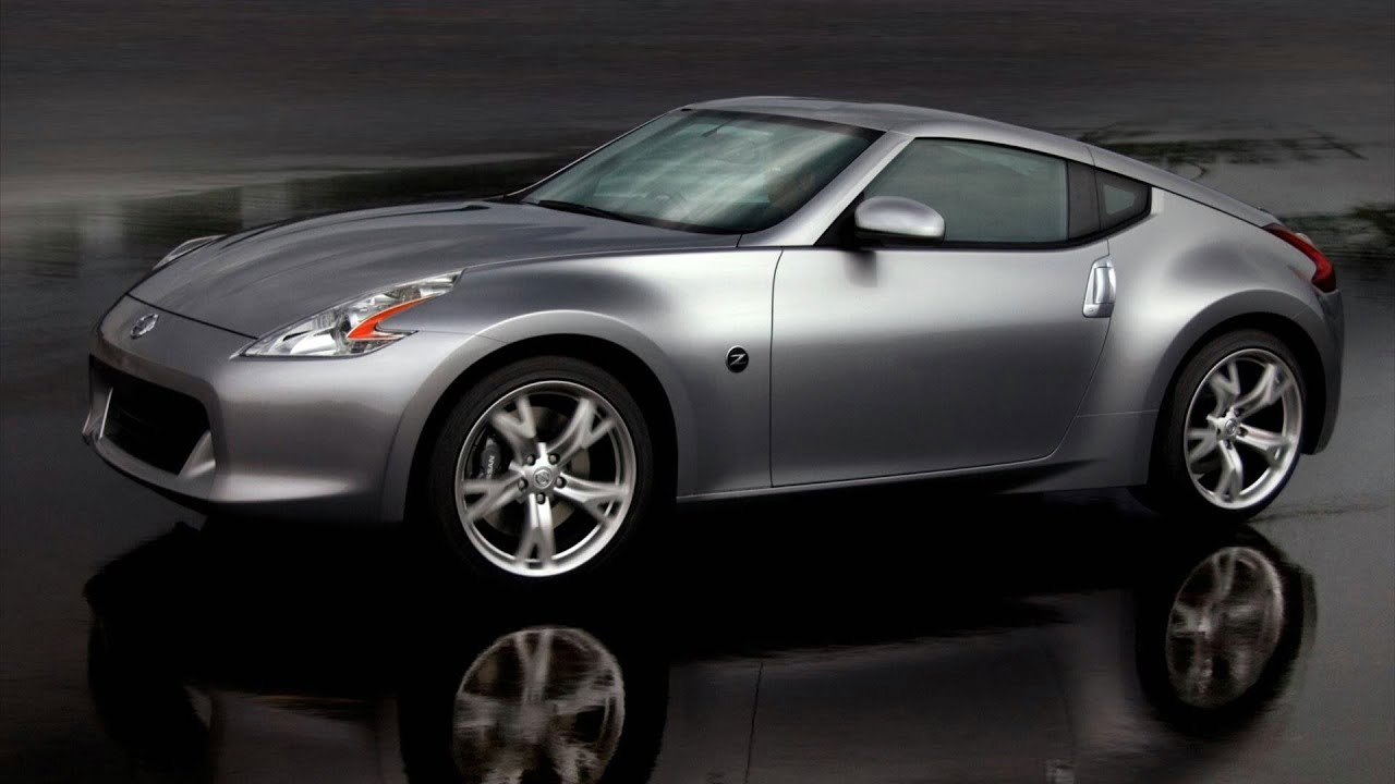 For Sale 2007 Nissan 370z Nismo Silver On Black Clean