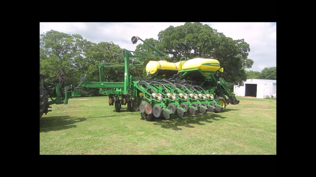 2006 John Deere 1790 16 32 Split Row Planter For Sale Sold At