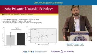 Daniel Nation - The Role of Vascular Aging in Cognitive Decline and Alzheimer s Disease