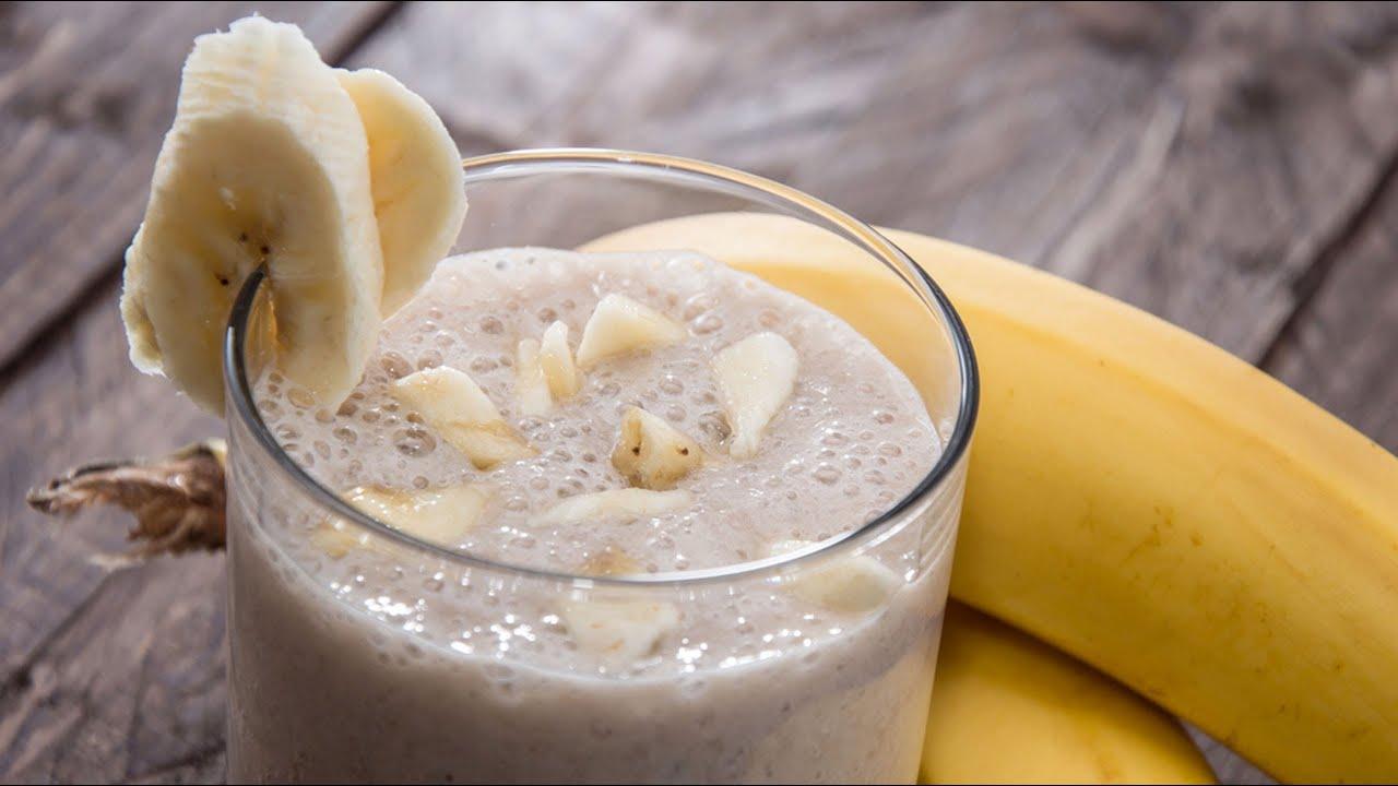 кефир с бананом для похудения отзывы