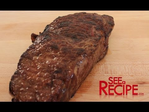 Download Cook A 'Steakhouse' Steak at Home - SeeRecipe.com Images