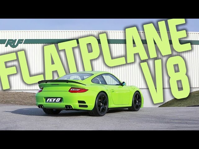 12 Of The Best Sounding Flat-Plane V-8 Engines