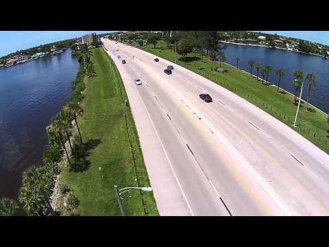 Foot of Cape Coral Bridge