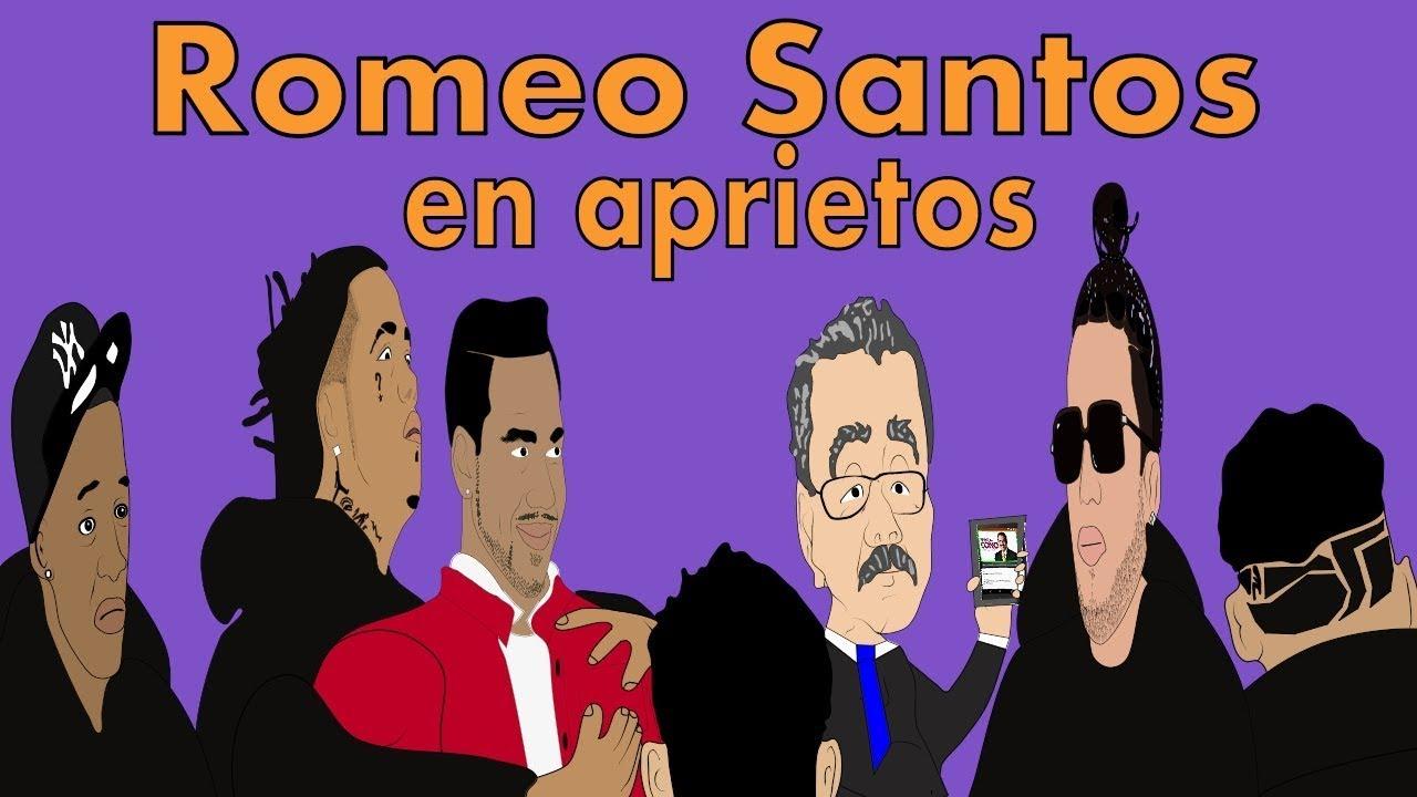 la casa de campo parte 2 Romeo Santos en aprietos  l silverio animation