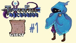 Tom plays TowerFall Ascension (PC) Quest Mode - Episode 1