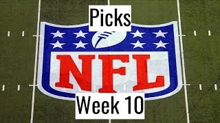 NFL Picks Week 10: Broncos beat Tom Brady again