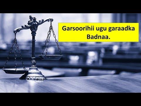 Taariikhda Halyeeyadii magaca reebay| Xalqadii 9aad| Garsoorihii ugu garaadka badnaa!
