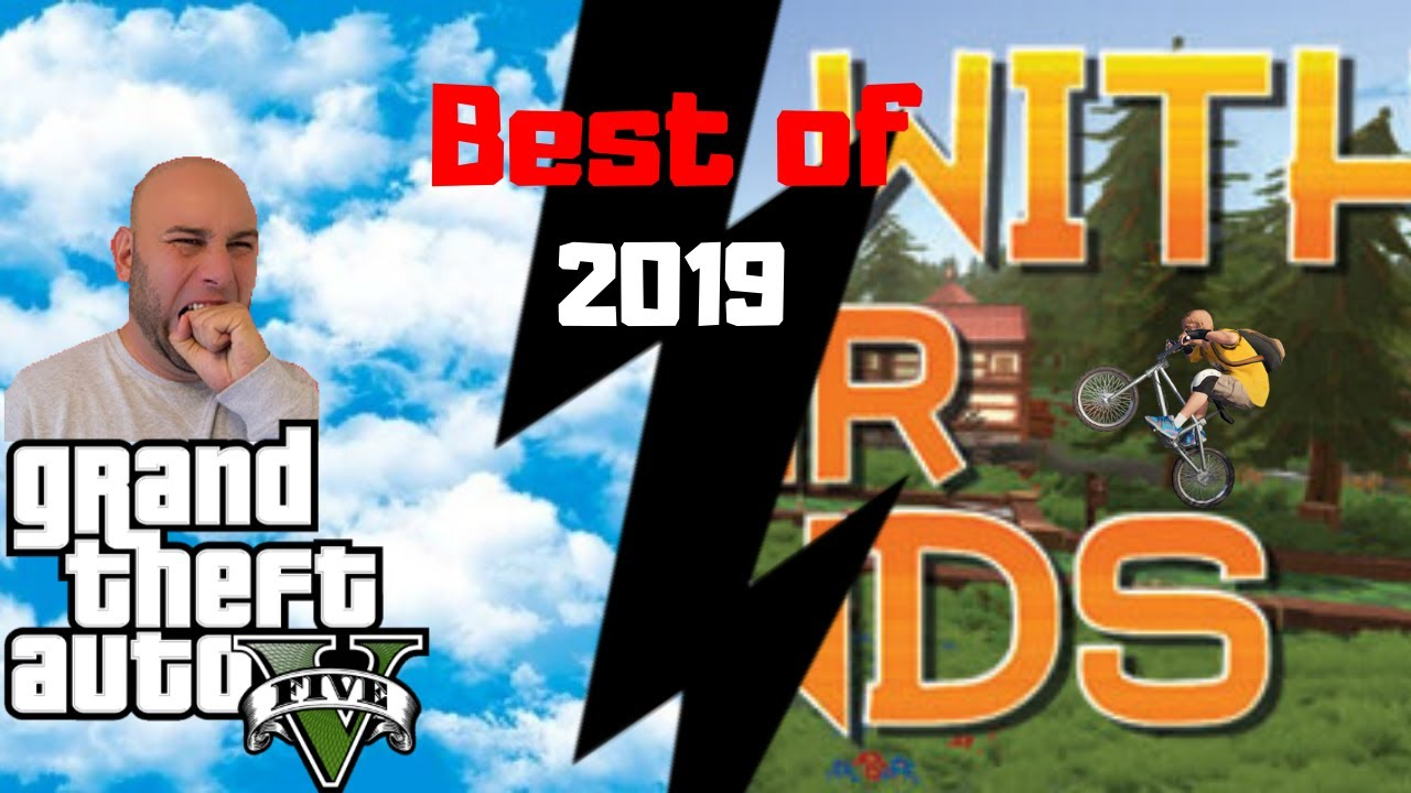 2019 Recap - GTA 5 - Golf With Your Friends Funniest Moments