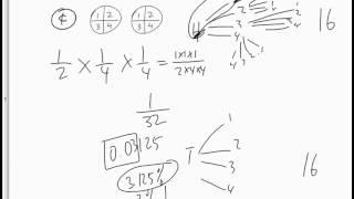 Practice Test Probability Grade 8