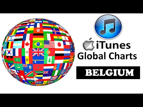 Image result for itunes belgium charts