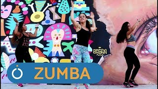 Zumba Salsa Dance Workout  - oneHOWTO Zumba for Belly Fat
