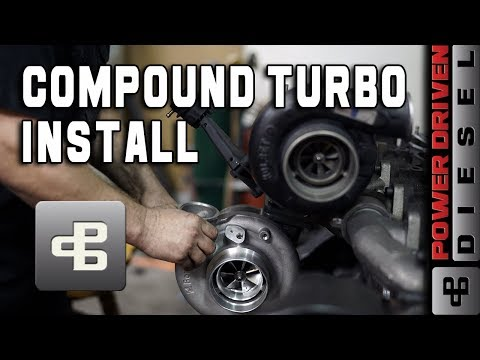 Compound Turbo Install | Power Driven Diesel