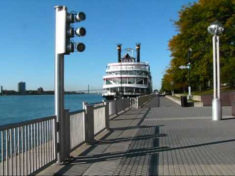 An Architectural Walking Tour of Detroit: Riverfront & Monument to Underground Railroad