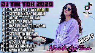 Download lagu Dj Tik Tok Terbaru 2020 | Dj Yalan x Lela Lela Layn Full Album Remix 2020 Full Bass Viral Enak