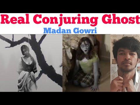 REAL CONJURING GHOST | Tamil | Madan Gowri | MG