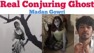 real conjuring ghost tamil madan gowri mg