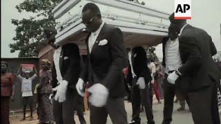 New tiktok trending song/African coffin dance  