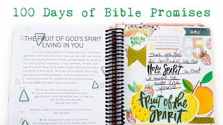 100 days of bible promises fruit of the spirit