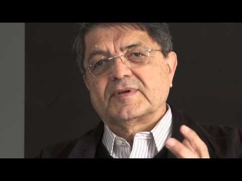 Interview with Sergio Ramirez