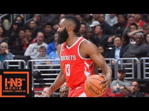 Houston Rockets vs LA Clippers Full Game Highlights / Feb 28 / 2017-18 NBA Season