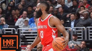 Houston Rockets vs LA Clippers Full Game Highlights / Feb 28 / 2017-18 NBA Season