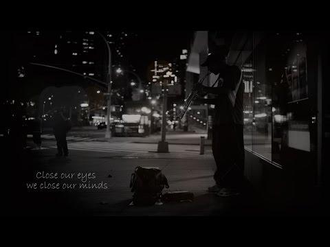 See Through Lives (homeless) [lyric video] - Dave Mohan