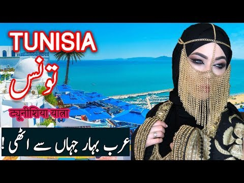 Travel To Tunisia | tunisia history documentary in urdu and hindi | spider tv | تیونس کی سیر