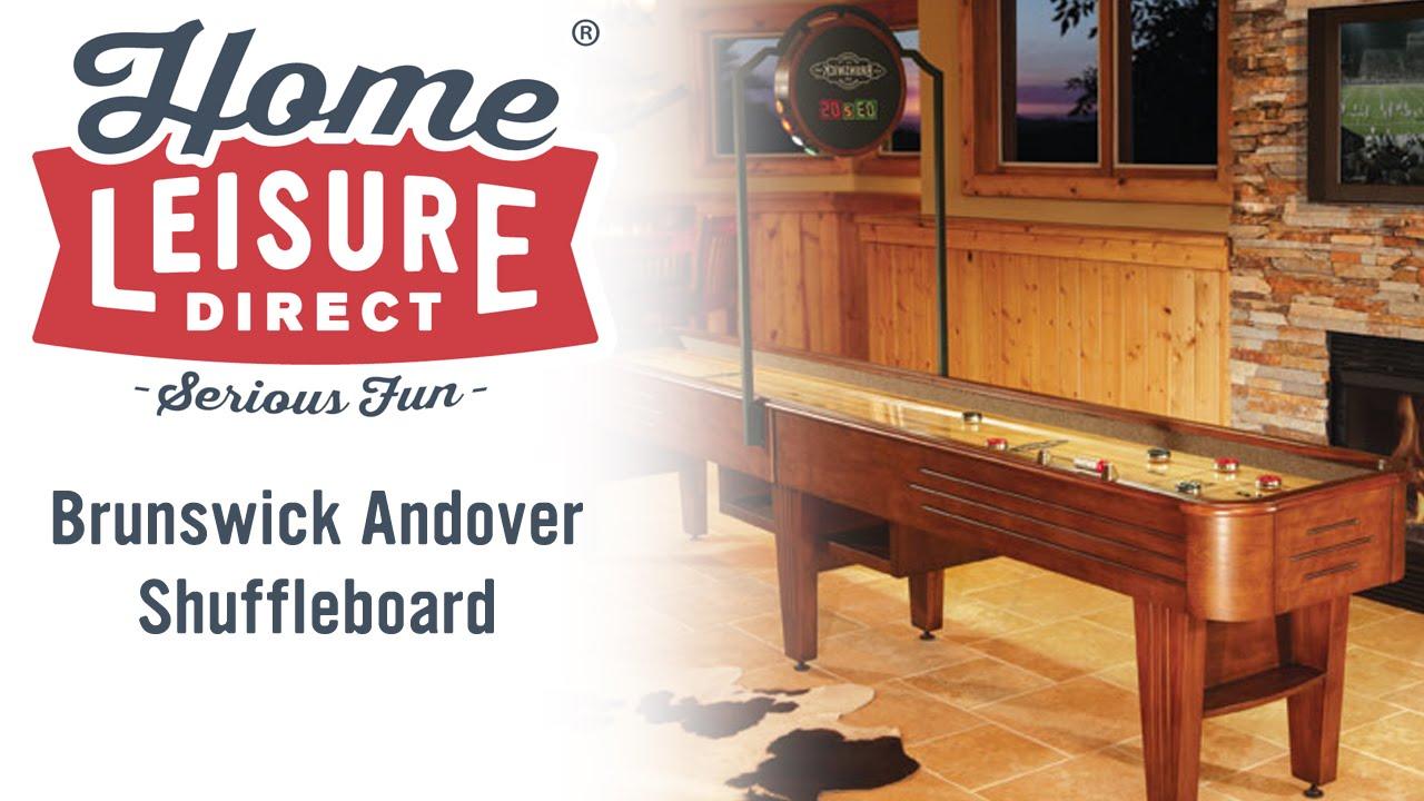 Brunswick Andover Shuffleboard