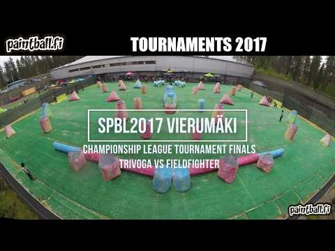 Trivoga vs Fieldfighter - Finals - SPBL2017 Vierumäki