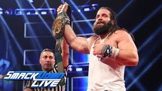 Elias becomes 24/7 Champion on Shane McMahon Appreciation Night: SmackDown LIVE, May 28, 2019