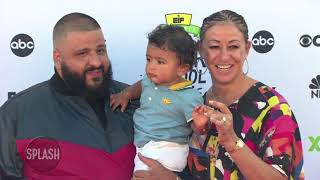 DJ Khaled: 'My son is the greatest gift of life' | Daily Celebrity News | Splash TV