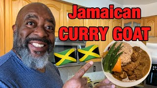 How to make Jamaican CURRY GOAT!