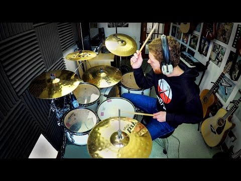 Pink Floyd - One Of My Turns - Drum Cover (4K)
