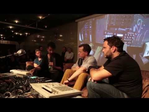 CDR Berlin Tech Talk with Frank Wiedemann, Ian Pooley and Matthew Dekay