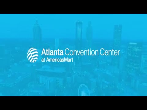 Atlanta Convention Center // Event Space Marketing // Overview Video