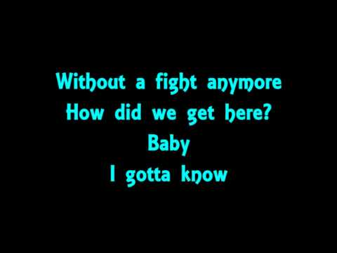 Sean paul - Other Side of Love, Lyrics