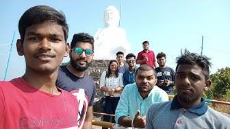 GOA vlog , Buddha hill gudi paroda Quepem,(largest Buddha statue in Goa) unseen Goa,south Goa HINDI