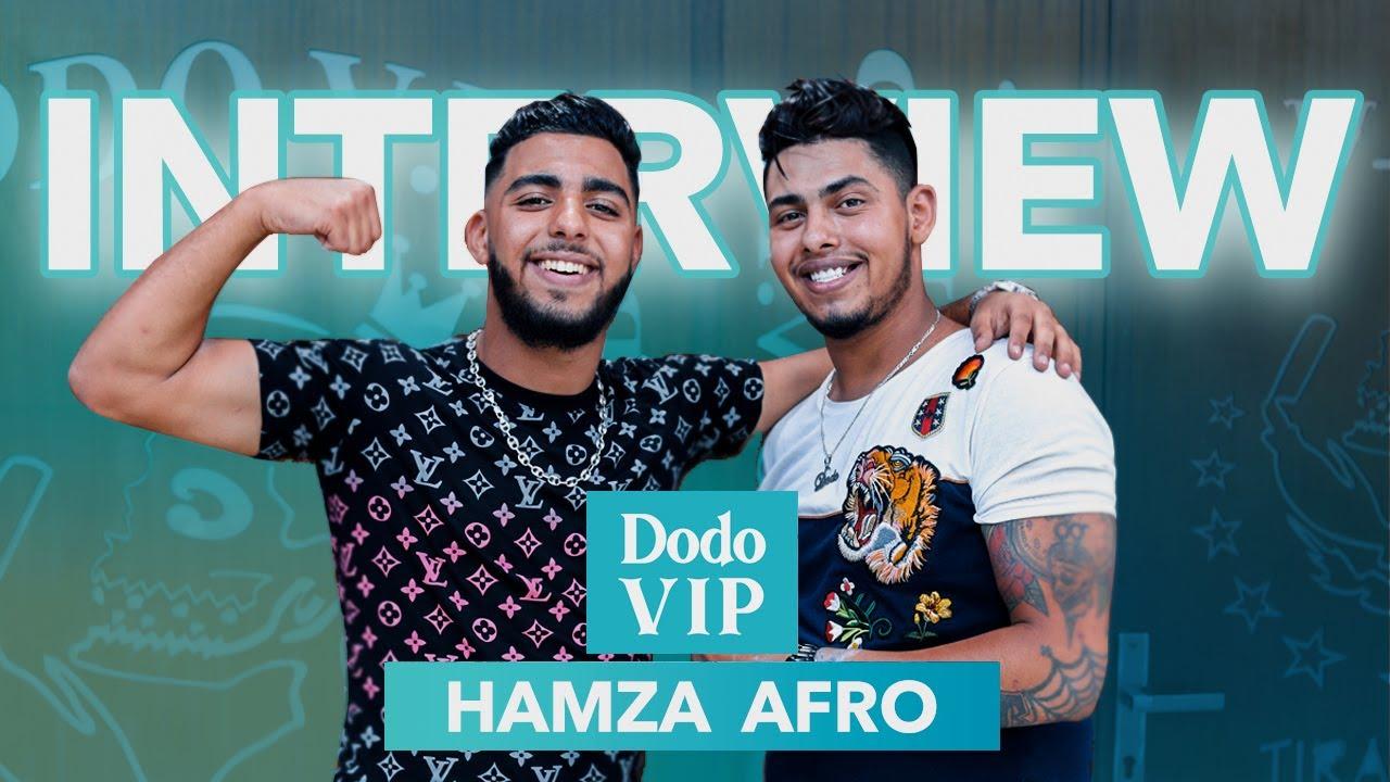 حمزة كيقول بلي كين بزاف لي ميقدرش يغني معاهم  Dodo vip (Hamza Afro) Interview