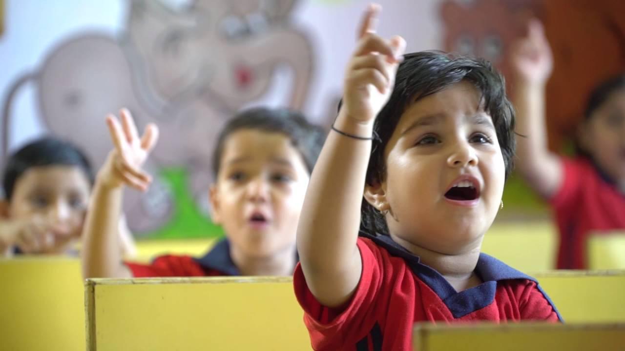 Global Kids-Best Play School, Pre School In India - YouTube