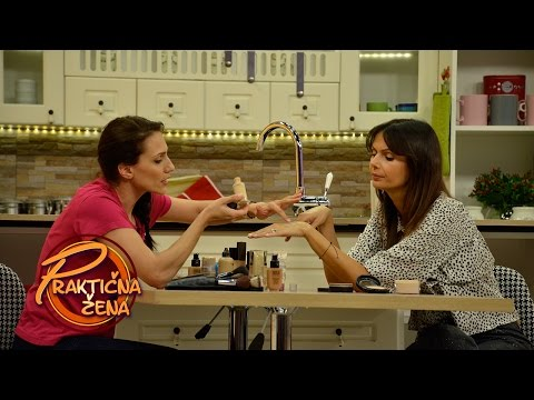 Praktična žena - Izaberite pravi puder