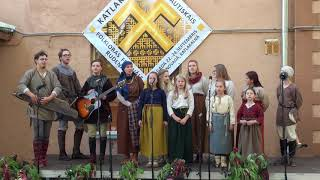 00046 RUDENĀJI 2017. Katlakalna IV starptautiskais folkloras festivāls.